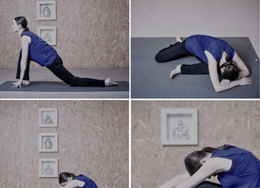 New audio session - The still, small voice of Yin (A short but sweet Yin Yoga class)