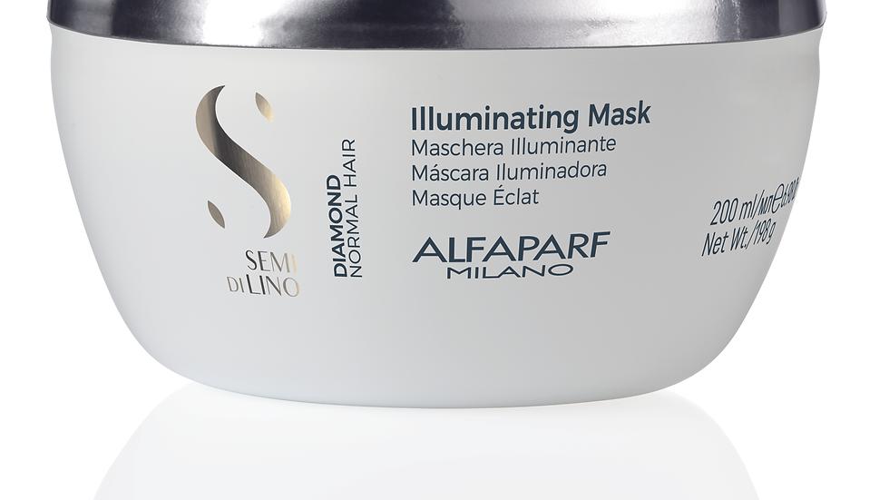 Semi di Lino Diamond Illuminating Mask 200ml