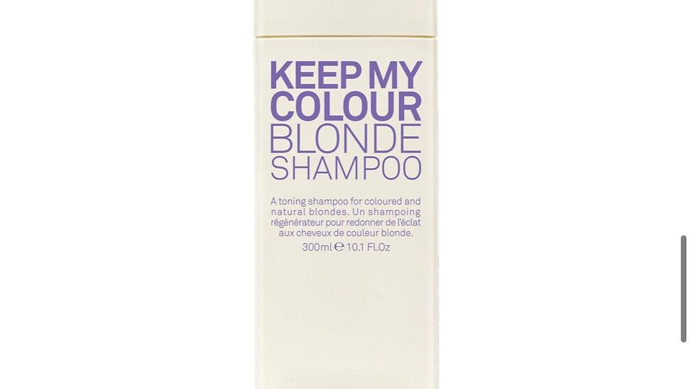 Keep My Blonde Shampoo - 300ml