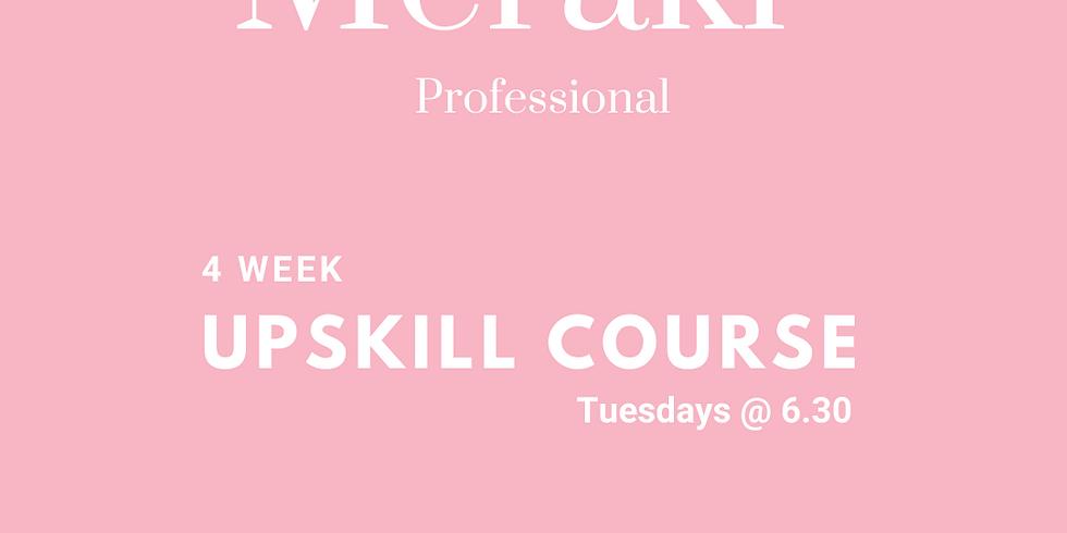 4 week upskill course