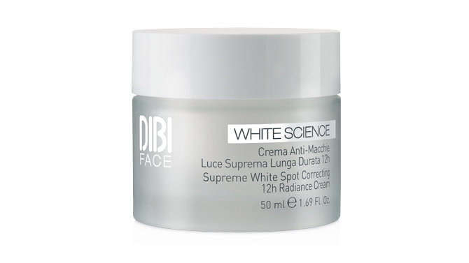 white science 12 hour radiance cream.
