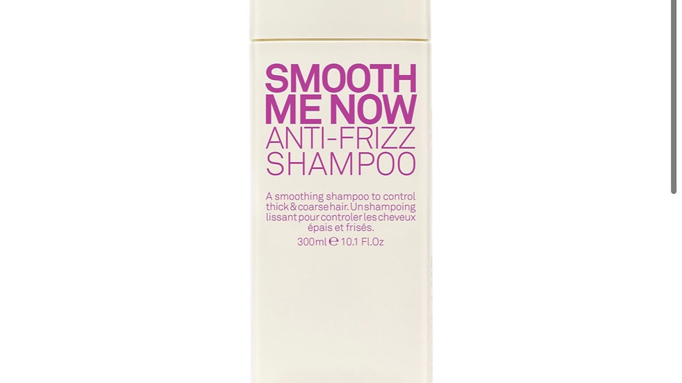 Smooth Me Now Anti-Frizz Shampoo - 300ml