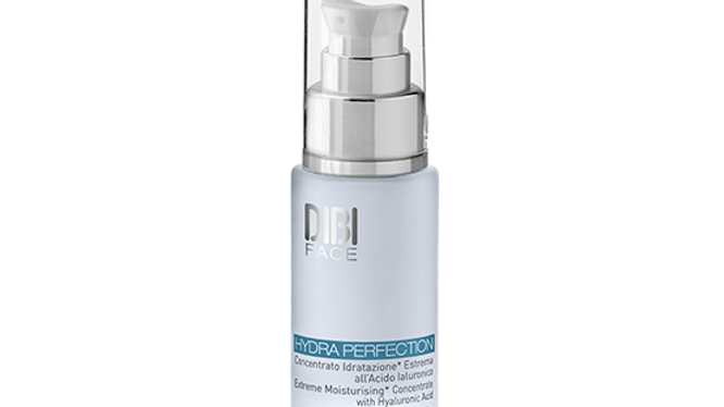 Extreme moisturisation* concentrate with hyaluronic acid