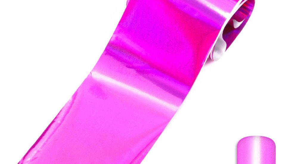 holographic Pink Foil