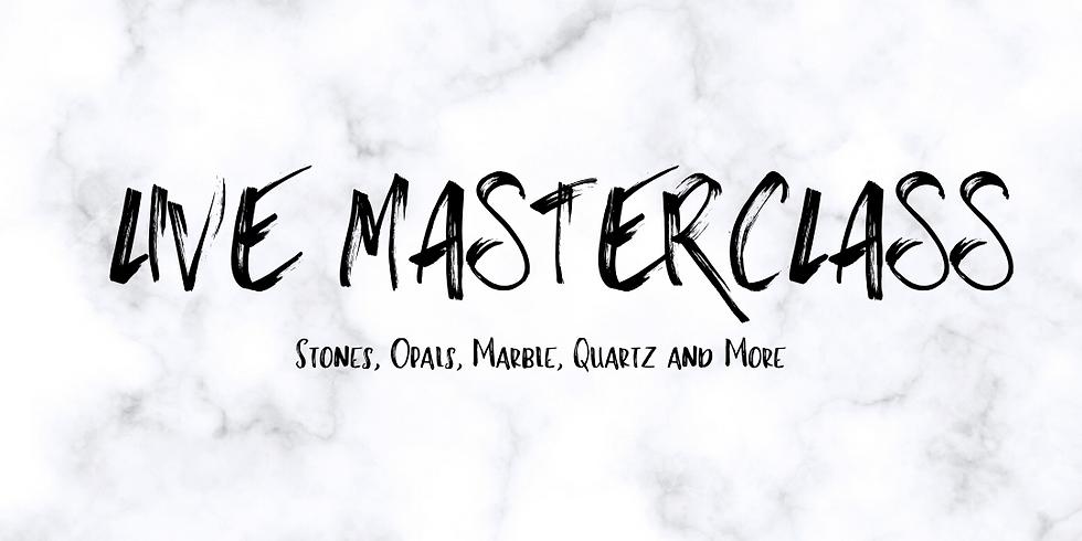 Stones, Marble, Quartz and more