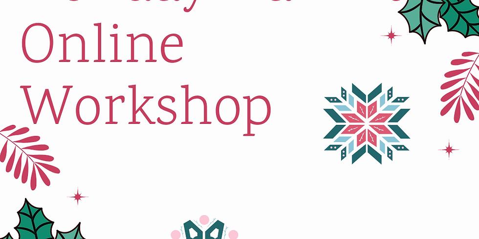 Holiday Nail Art - Online Workshop!