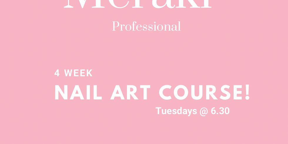 4 Week Nail Art Workshop April