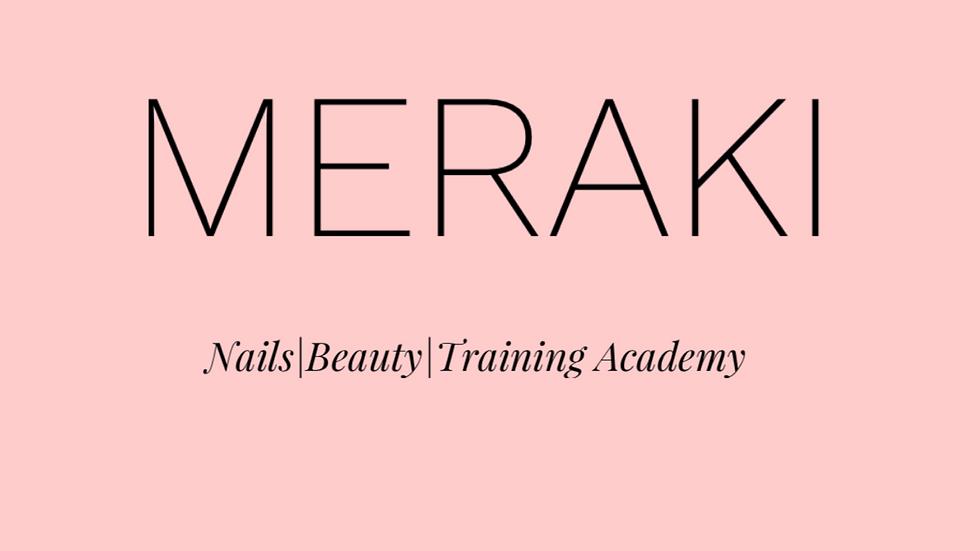 Meraki Gift Voucher - Choose your own amount