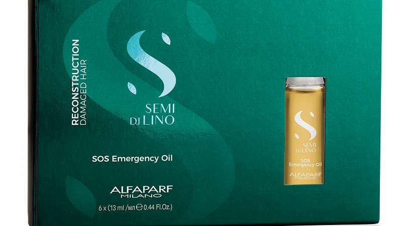 Semi Di Lino SOS Emergency Oil