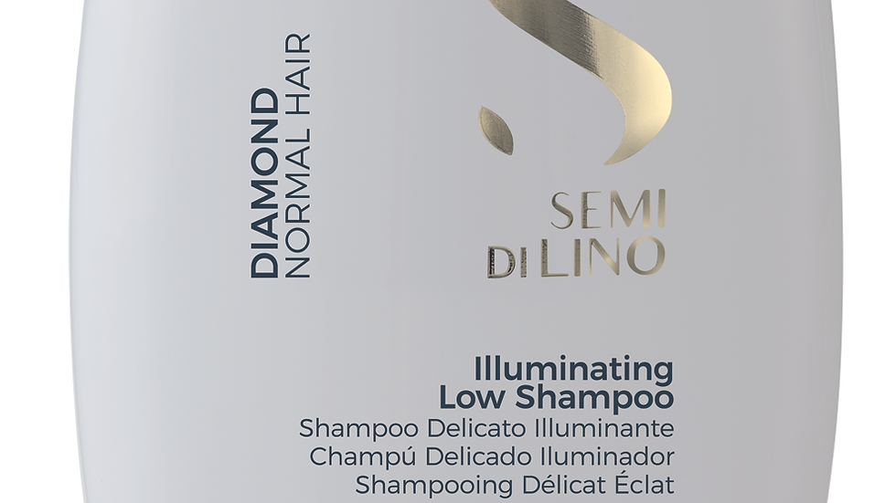 Semi di Lino Diamond Illuminating Shampoo 250ml