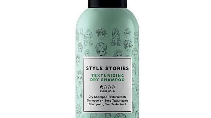 Texturising dry shampoo 200ml