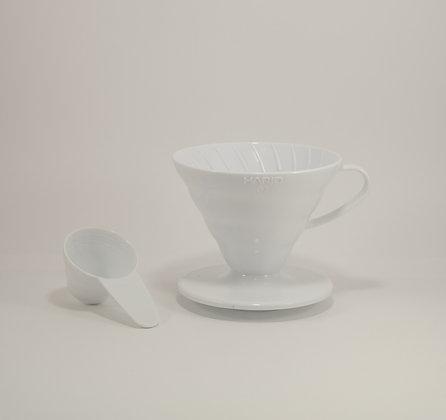 V60-02 Suporte para Filtro de Café Hario Acrílico