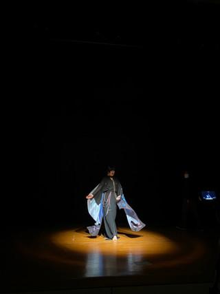 """新作「ホログラム歌舞」New art work """"Art Performance Hologram"""""""