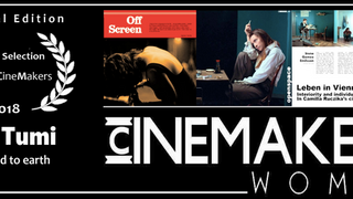 Selected for WomenCineMakers 映画祭に選出されました!