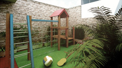 Sala de juegos para niños
