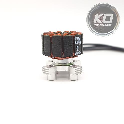 Method SS (Stator Only) - 2210 2500KV