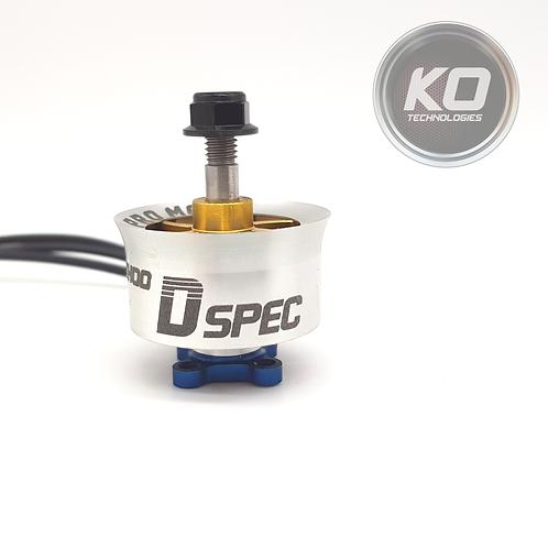 Method Drag Motor  2210 2250KV (Blue + Gold)