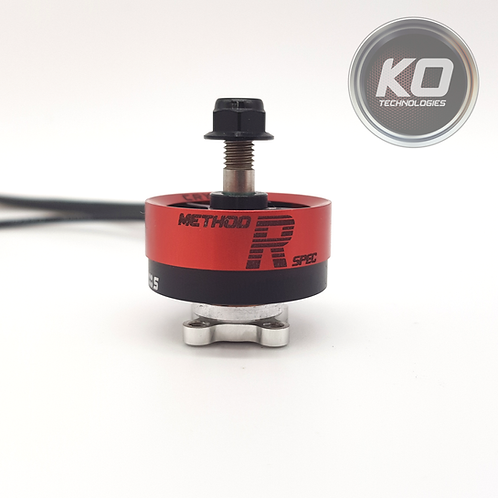 Method Race Motor (Red)- 2207.5