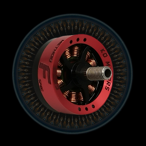 Method F Motor - 2307.5 (RED)