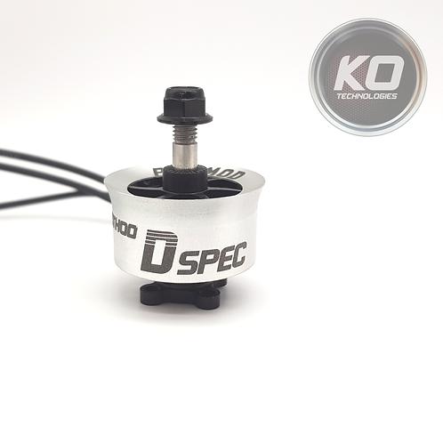 Method Drag Motor  2210 2600KV (Silver + Black)