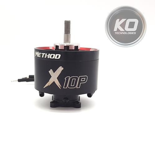 KO Method - X-Class Motor 400KV
