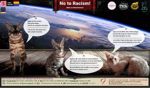 Anti-Rassismus Kampagne