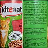 kitekat - Mit Rind in Sauce - Der Praxis Test