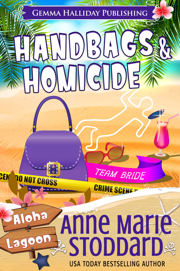 Handbags & Homicide Cover Reveal