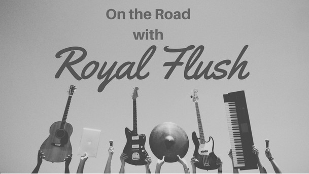 Amelia Grace Book 3: On the Road with Royal Flush