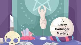 A Darcy Harbinger Halloween prequel: Sneak Peek!