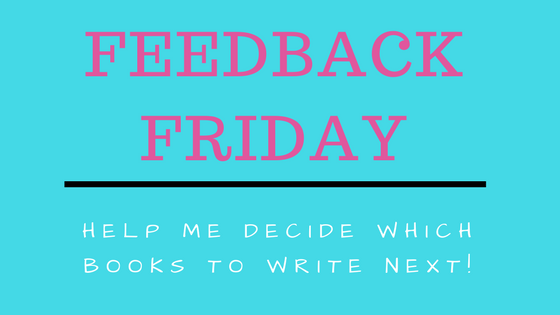 Feedback Friday gets a little bit *possessive*...