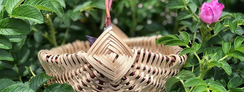 Basket Making with Rose