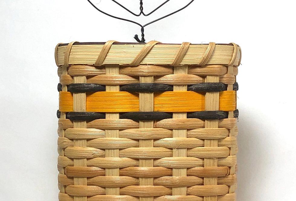 Daisy Wall Basket