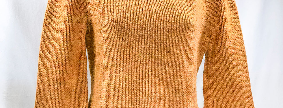 Seacolors Wool Sweater, Size Medium