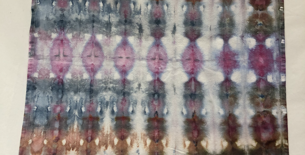 Ice Dyed Kitchen Towel