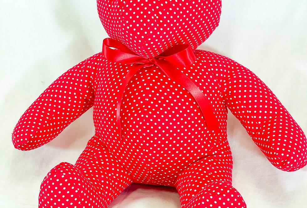 Huggabear Large Red