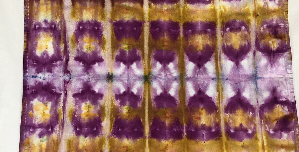 ice Dyed Kitchen Towel # 20