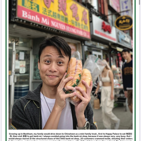 """""""Long Time No See"""": Putting a face to Toronto Chinatown amidst anti-Asian racism in COVID lockdown"""