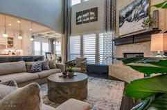 Mansfield Living Room Design, MTK Design Group