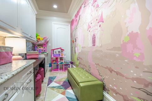 Southlake Playroom Design, MTK Design Group