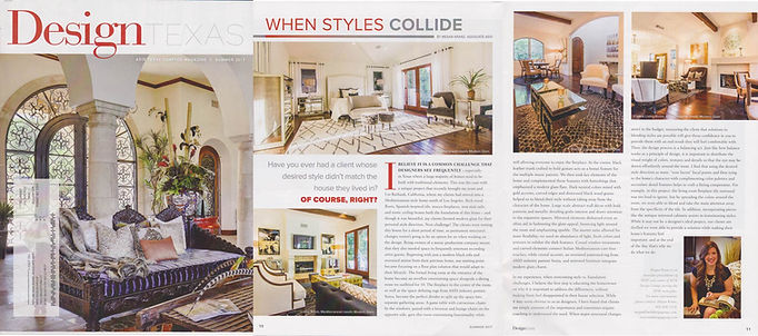 MTK Design Group, Published Locally in DFW, Interior Decorating Services Dallas, Fort Worth