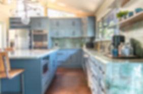 Modern Organic Kitchen Design, MTK Desig