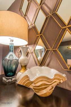 Modern Dining Room, MTK Design Group