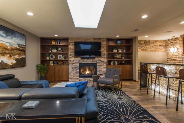 Dallas Bar Lounge Design, MTK Design Group
