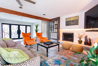 Fort Worth Mid-Century Remodel, MTK Design Group