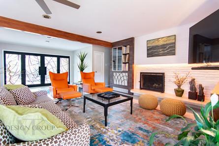 Fort Worth Mid-Century Remodel, MTK Design Group