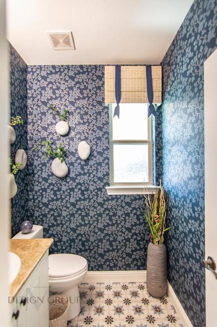 Fort Worth Powder Bath Remodel, MTK Design Group