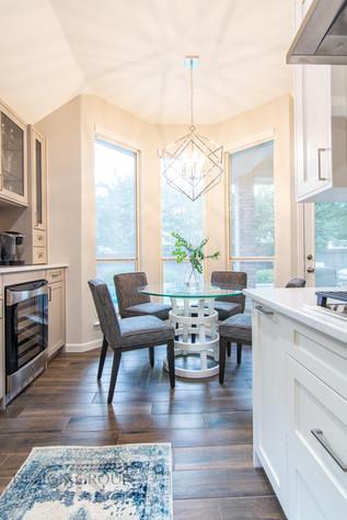 Grand Prairie Kitchen Remodel, MTK Design Group
