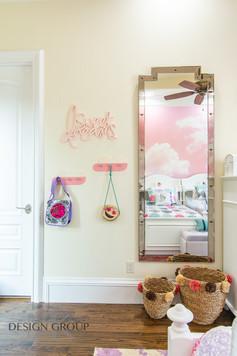 Southlake Girls Room Design, MTK Design Group