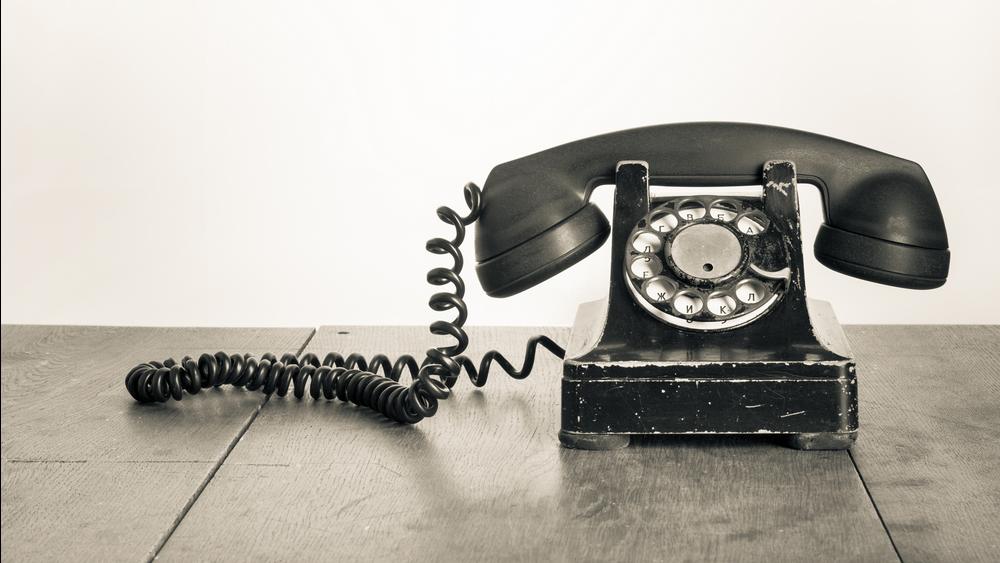 Initial Phone Call